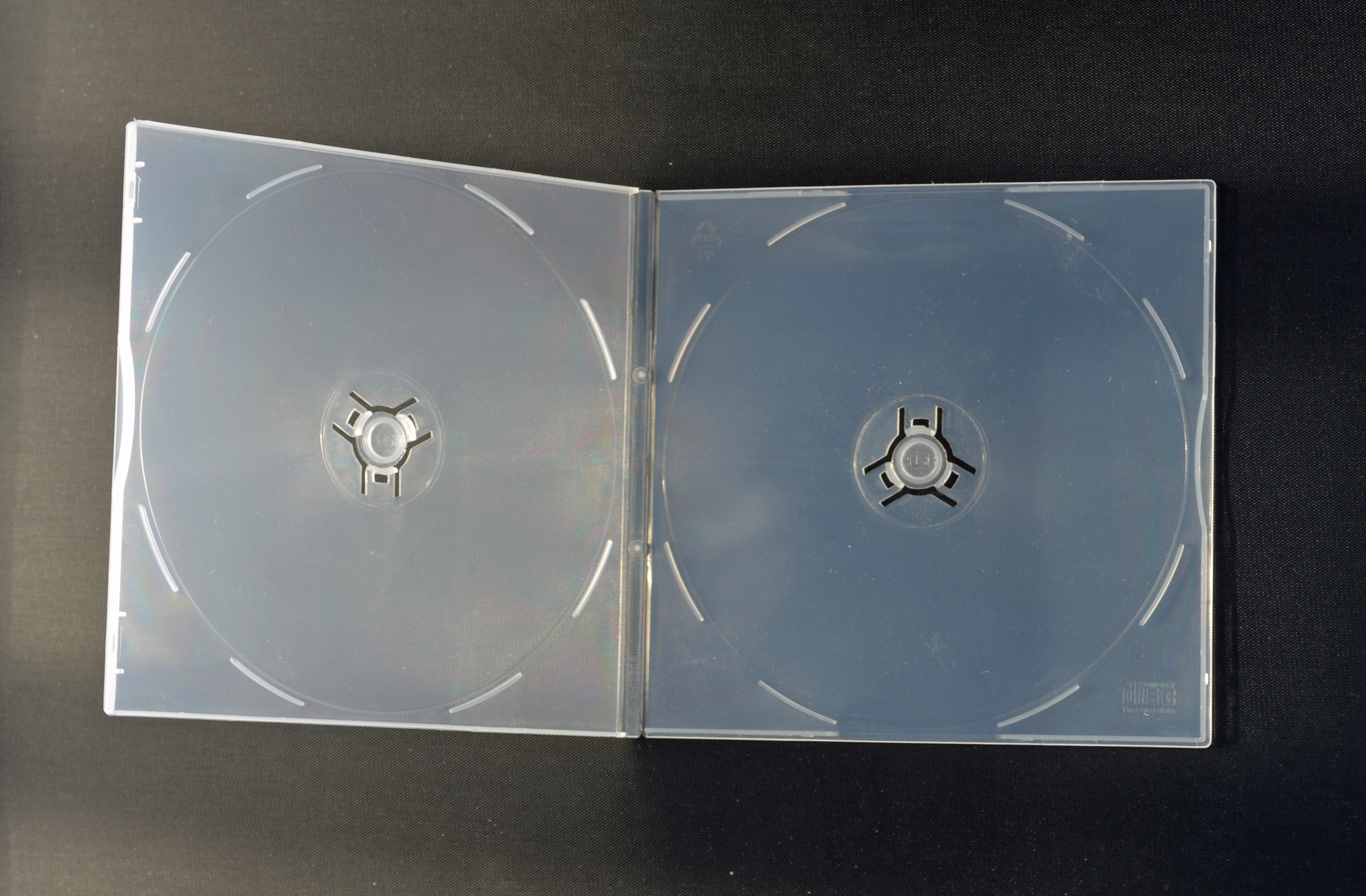 THIN CD/DVD DUAL F/S