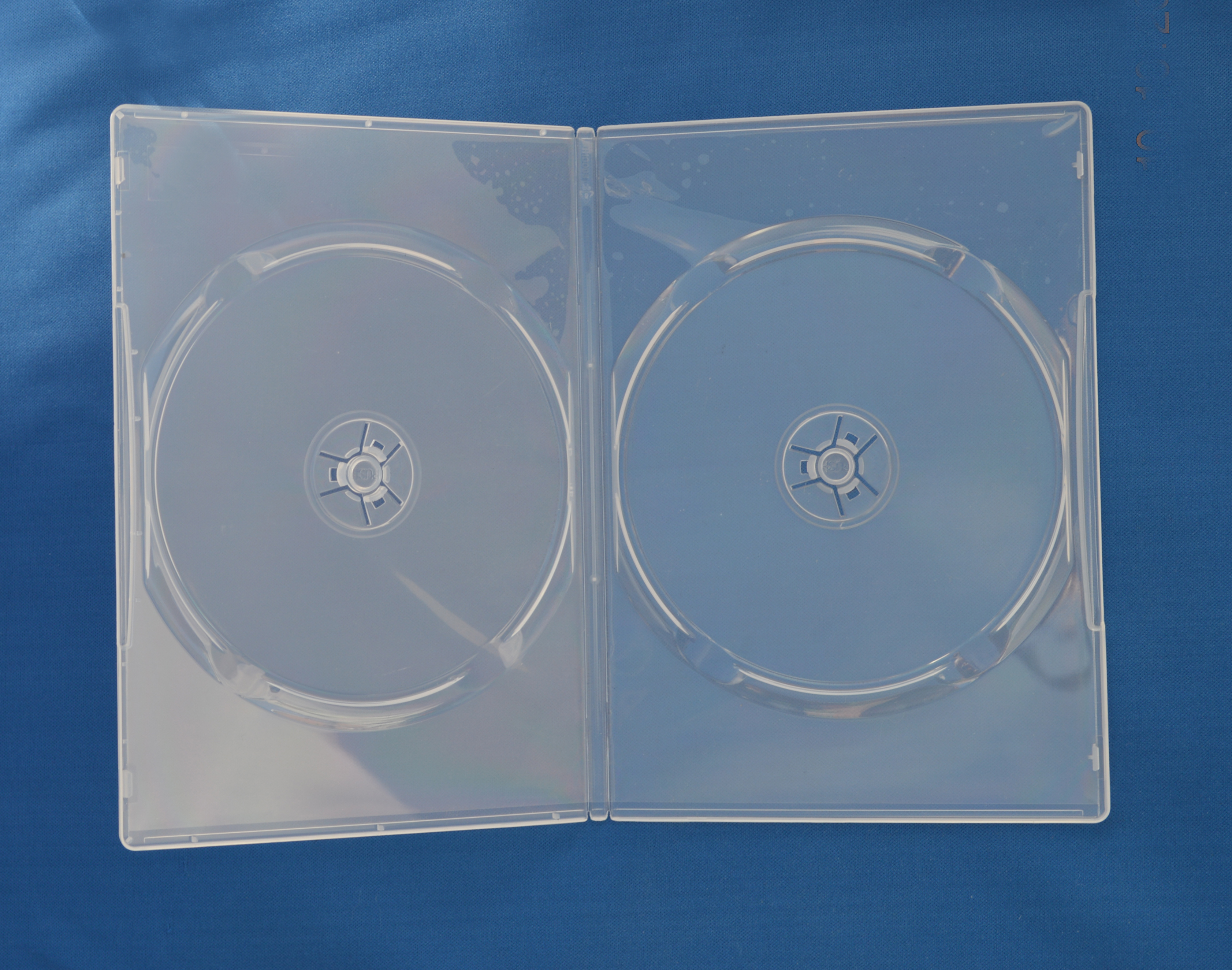 THIN DVD DUAL FULL SLEEVE